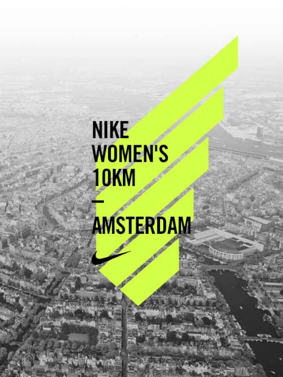 we run amsterdam