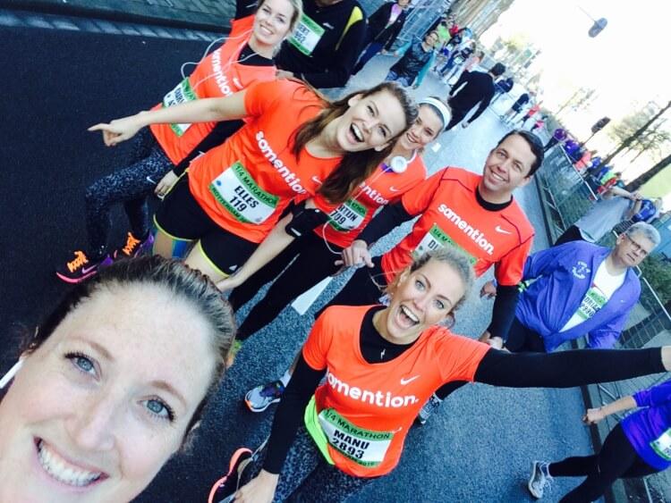 tijden marathon rotterdam 2016