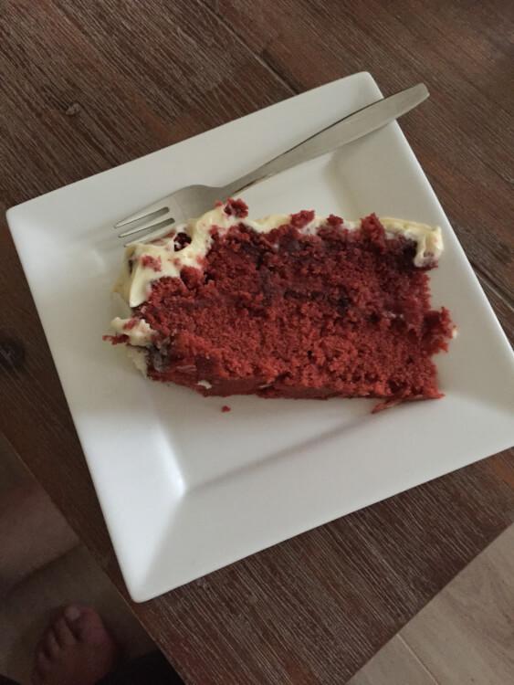 Piece of Red Velvet